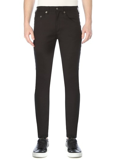 Neil Barrett Neil Barrett Slim Fit  Jean Pantolon 101633670 Siyah